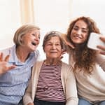 Bonding With a Loved One in Senior Care: Three Ways to Connect With Your Senior Parent