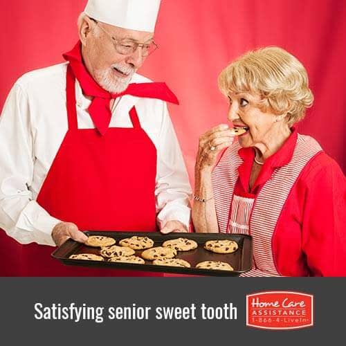 How to Satisfy Your Senior Loved One's Sweet Tooth in Dayton, OH