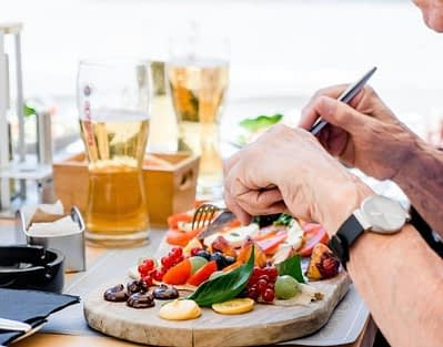 in home care diet tips
