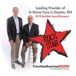 Kirk and Mark Febus Named as a Franchise Rock Star by Franchise Business Review