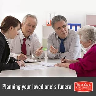 How to Help Your Senior Loved One Plan His or Her Funeral in Dayton, OH
