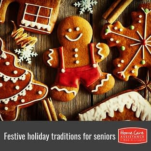 Exciting Christmas Traditions Seniors in Dayton, OH Can Enjoy