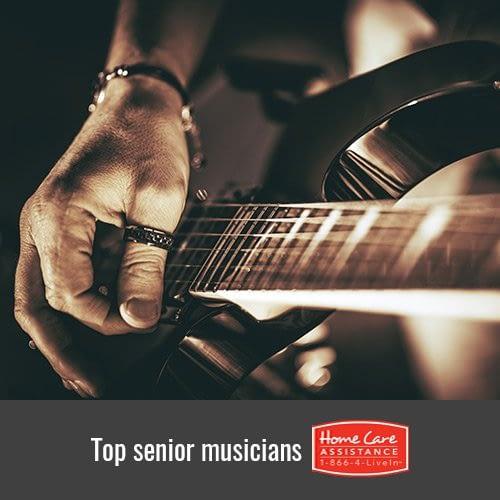 Best Senior Musicians Over 70 in Dayton, OH
