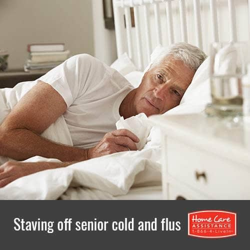 How to Protect Seniors from Cold and Flu in Dayton, OH