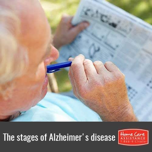 The Various Stages of Alzheimer's Disease in Dayton, OH