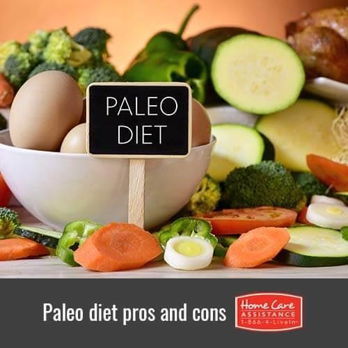elderly starting a paleo diet