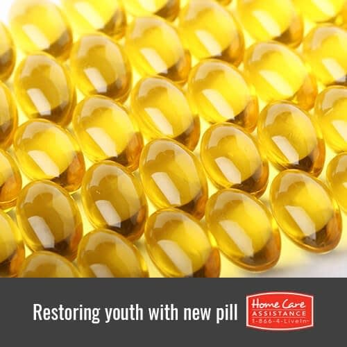 How a New Pill Promotes Anti-Aging in Dayton, OH