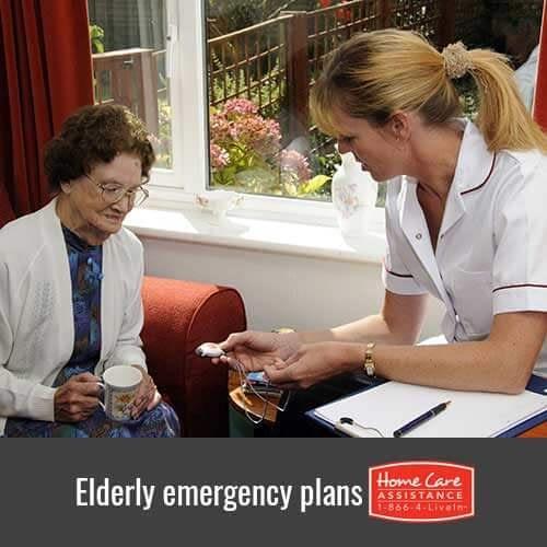 Making Emergency Plans for Seniors in Dayton, OH
