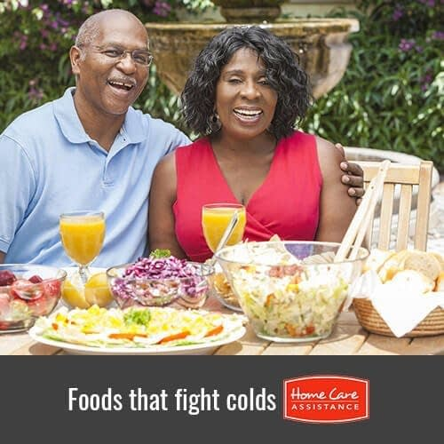 Food and Beverages that Help Prevent The Flu in Dayton, OH
