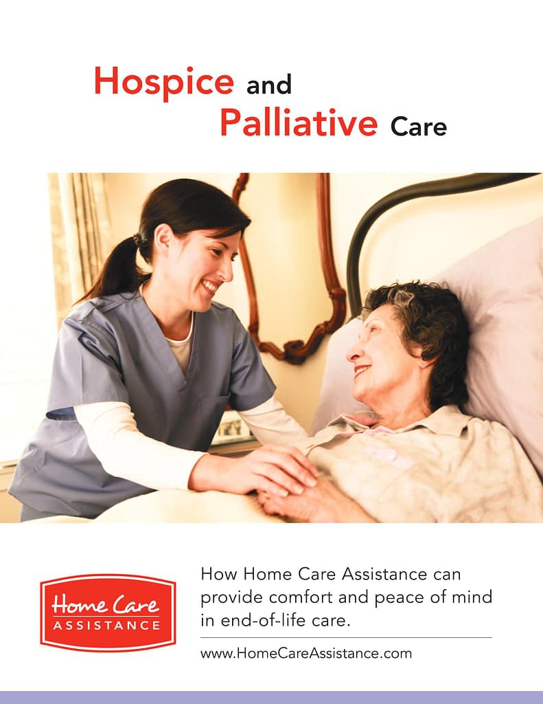 Hospice Care Guide Cover
