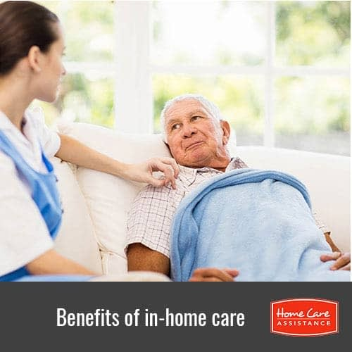 How In-Home Care Can Benefit Seniors in Burlington, VT