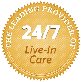24-Hour Care at Home in Burlington