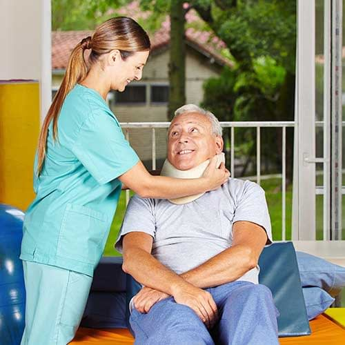 Spinal injuries and fractures common in seniors in Burlington, VT