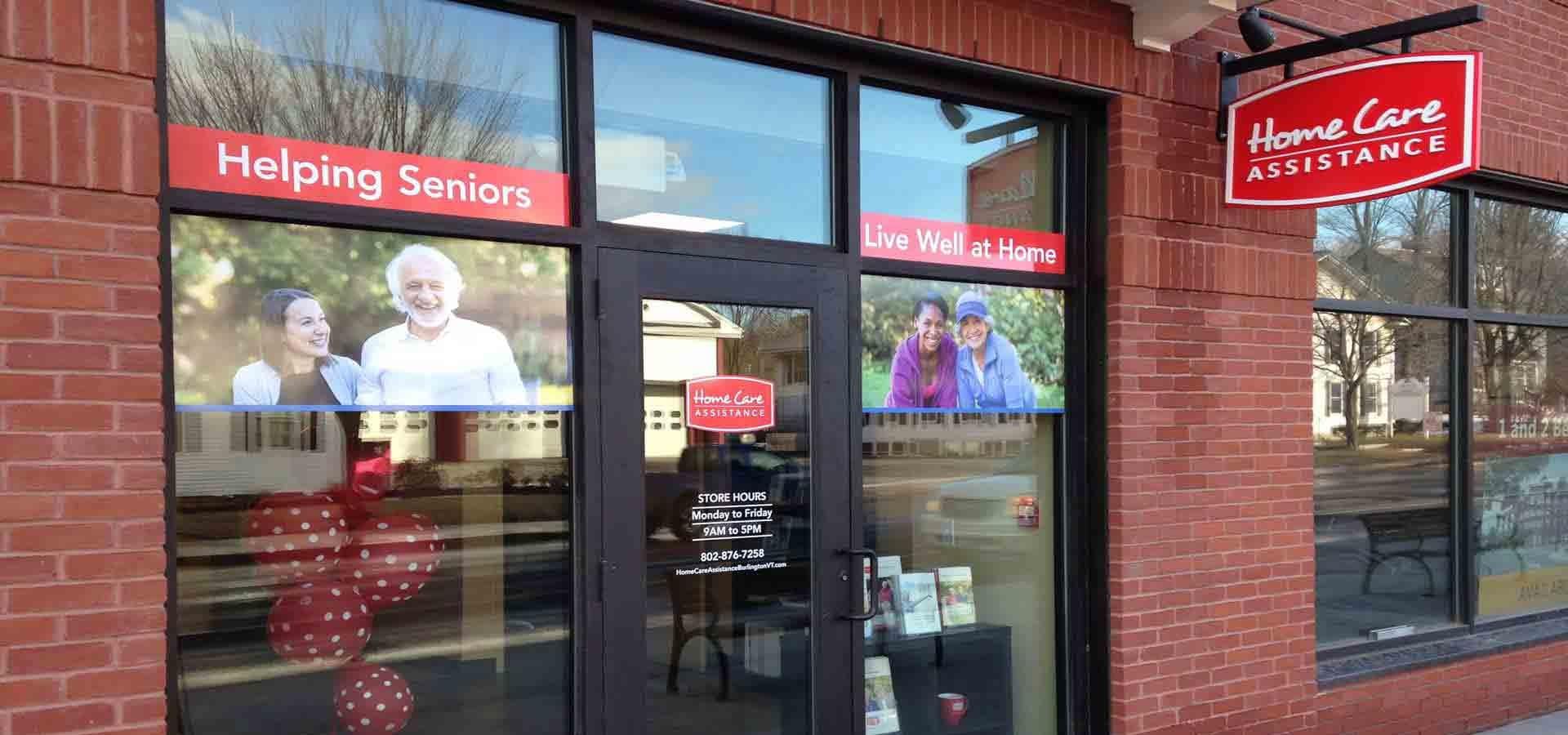 In-Home Care Burlington VT