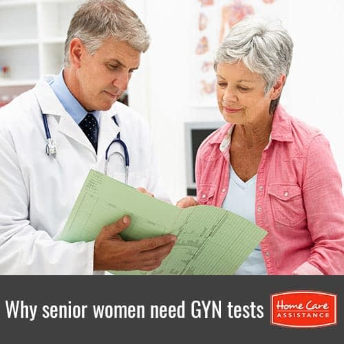 Reasons for Senior Women to Visit the Gynecologist in Burlington, VT