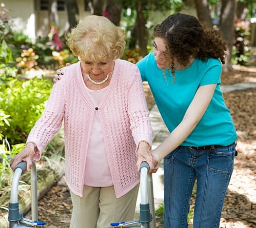 Millennials Providing Senior Care