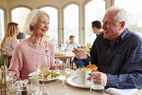 Healthy Restaurants for Aging Adults in Burlington, VT