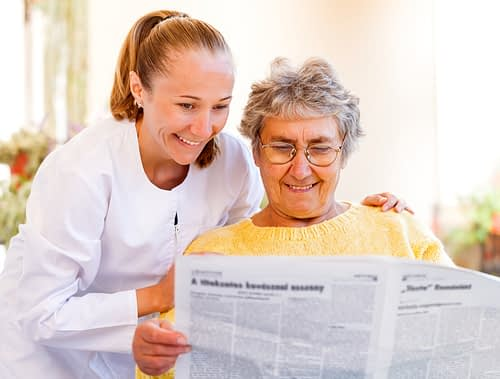 Benefits of In Home Care vs Nursing Homes in Burlington, VT