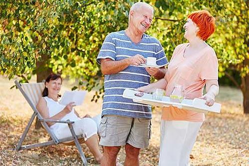 Teas that Improve Elderly Health in Burlington, VT