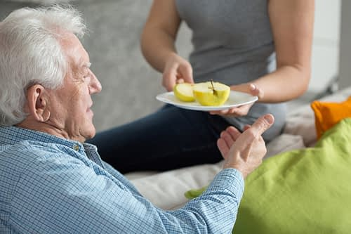 10 Healthy Snacks to Offer Adults in Senior Care in Burlington
