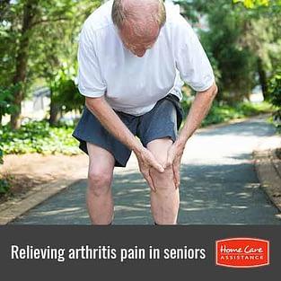 Home Treatments to Relieve Arthritis Pain in Seniors This Winter in Burlington, AL
