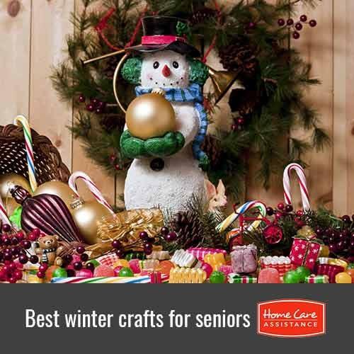 Easy Winter-Themed Crafts for Elders in Burlington, VT