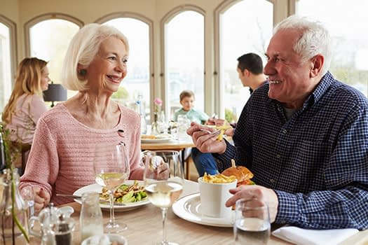 Healthy Restaurants for Aging Adults in Burlington, VT